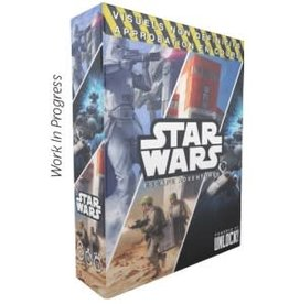 Space Cowboys Précommande: Unlock! Star Wars (FR)