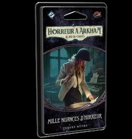 Fantasy Flight Games Horreur A Arkham JCE : Ext. Mille Nuances D'Horreur (FR)