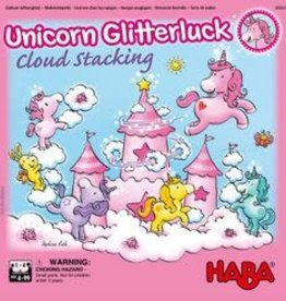 Haba Unicorn Glitterluck: Cloud Stacking (ML)