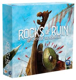 Renegade Game Studios Explorers of the North Sea: Ext. Rocks of Ruin (EN) (Commande Spéciale)