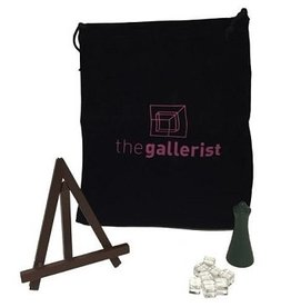 Eagle-Gryphon Games The Gallerist: Ext. KS SG Pack #1 (EN) (Commande Spéciale)