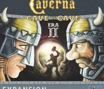 Caverna: Cave vs Cave Ext: Era II (EN)