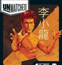 Restoration Games Unmatched: Ext. Bruce Lee (EN)