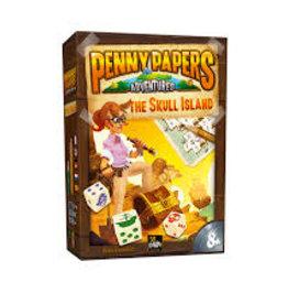 Sit Down Penny Papers Adventures: L'île aux Crânes (ML) (Commande spéciale)