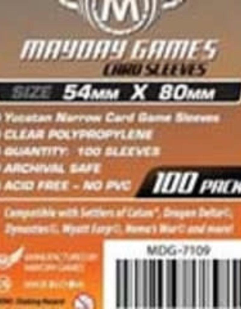 Mayday Games MDG-7109 «Yucatan» 54mm X 80mm / 100 (Commande spéciale)