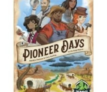 Pioneer Days (EN) (Commande spéciale)