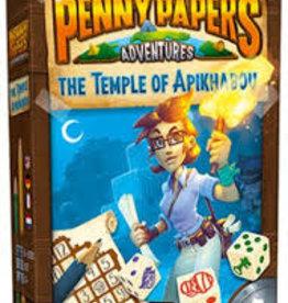 Sit Down Penny Papers Adventures: Le Temple d'Apikhabou (ML) (Commande spéciale)