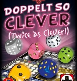Stronghold Games Twice As Clever ! (EN) (Commande spéciale)