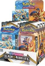 Pokemon Pokemon: Clash Des Rebelles: Theme Deck (FR)