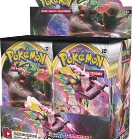 Pokemon Pokemon: Clash Des Rebelles: Booster (FR)