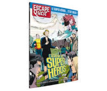 Escape Quest 6: L'Académie Des Super Héros (FR)