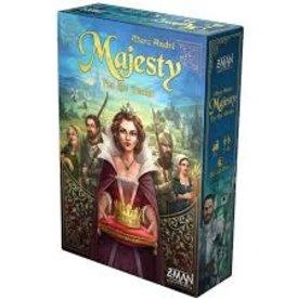 Z-Man Games, Inc. Majesty (EN) (boite endommagée)