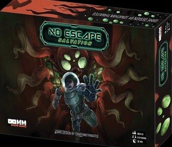 No Escape: Ext. Salvation (EN) (Commande Spéciale)