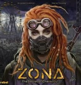 Rebel Games Zona: The Secret Of Chernobyl (EN)