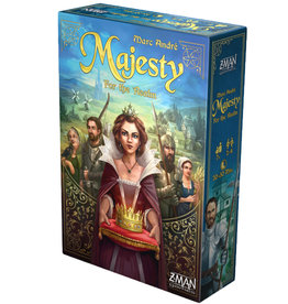 Z-Man Games, Inc. Majesty (EN)