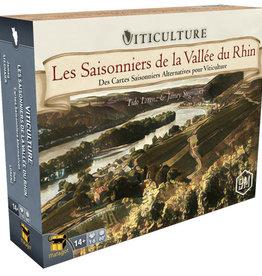 Matagot Viticulture: Ext. Saisonniers De La Vallée Du Rhin (FR)