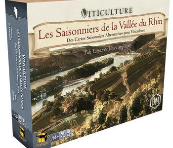Viticulture: Ext. Saisonniers De La Vallée Du Rhin (FR)
