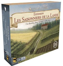 Matagot Viticulture: Ext. Saisonniers De La Lande (FR)