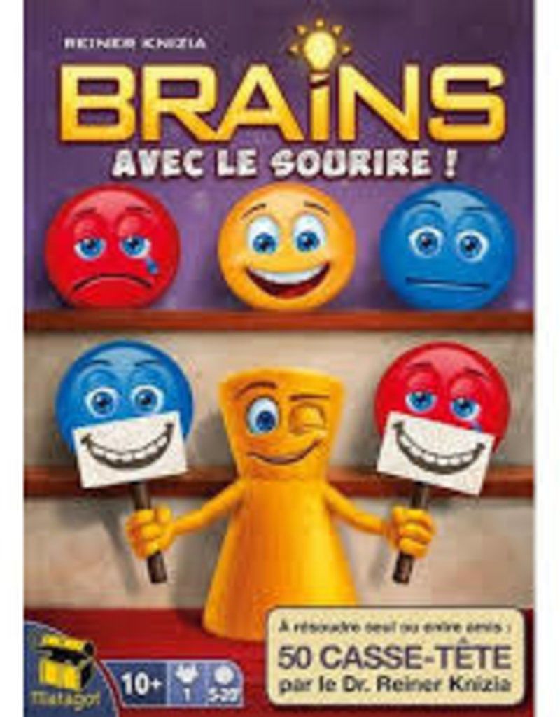 Matagot Brains: Avec Le Sourire (FR)