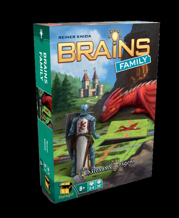 Brains: Family Multi Joueurs (FR)