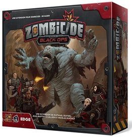 CMON Limited Zombicide: Invader: Ext. Black Ops (FR)