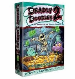 Steve Jackson Games Précommande: Deadly Doodles: Ext. 2 (EN)