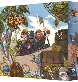 Renegade Game Studios Précommande: Bargain Quest: Ext. Sunk Cost (EN)