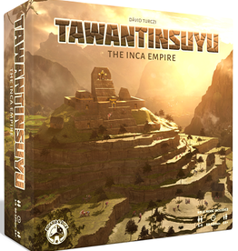 Board&Dice Précommande: Tawantinsuyu: The Inca Empire (EN) Octobre2020