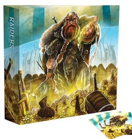 Renegade Game Studios Précommande: Raiders Of The North Sea Collector's Box (EN)