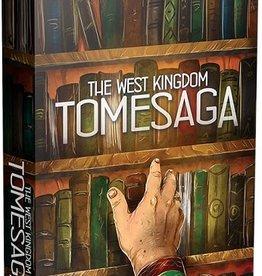 Renegade Game Studios Précommande: The West Kingdom: Ext. Tomesaga (EN)