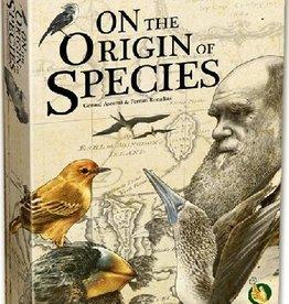 Genius Games Précommande: On The Origin OF Species (EN)