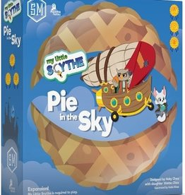 Stonemaier Games Précommande: My Little Scythe: Ext. Pie In The Sky (EN)