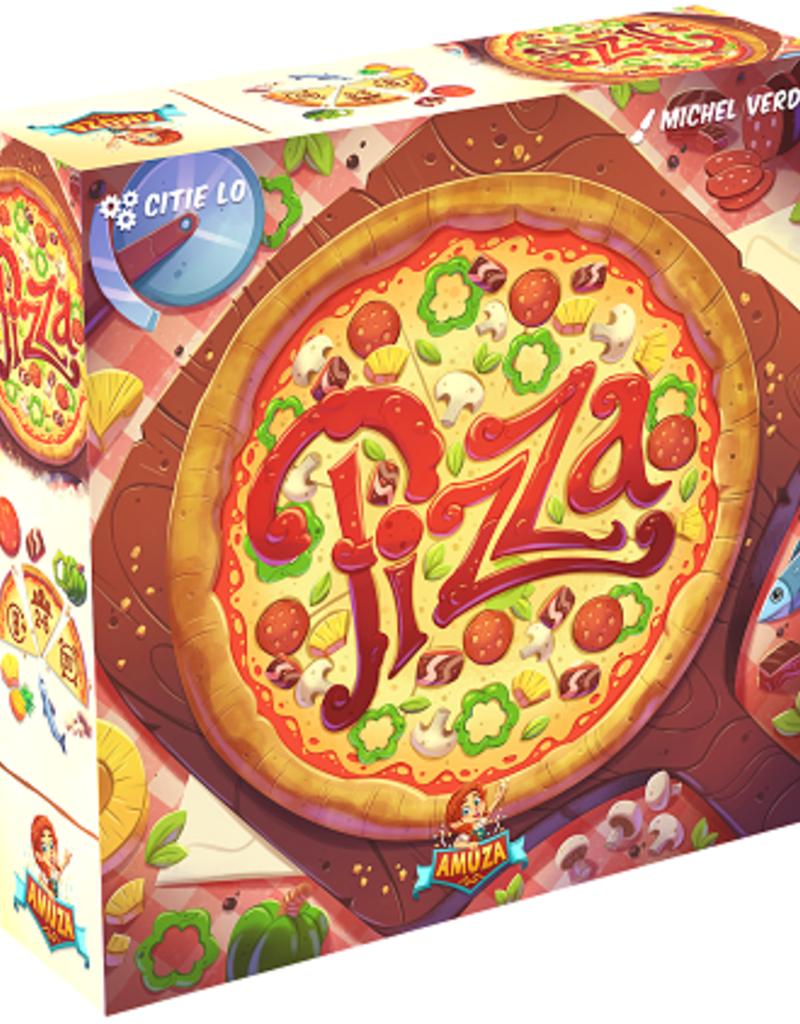 Amuza Précommande: Pizza (EN)