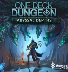 Asmadi Games Précommande: One Deck Dungeon: Ext. Abyssal Depths (EN)