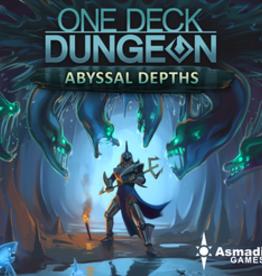 Asmadi Games Précommande: One Deck Dungeon: Ext. Abyssal Depths (EN) Février2021