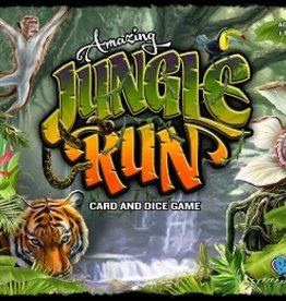 Buddypal Games Précommande: Amazing Jungle Run (EN)