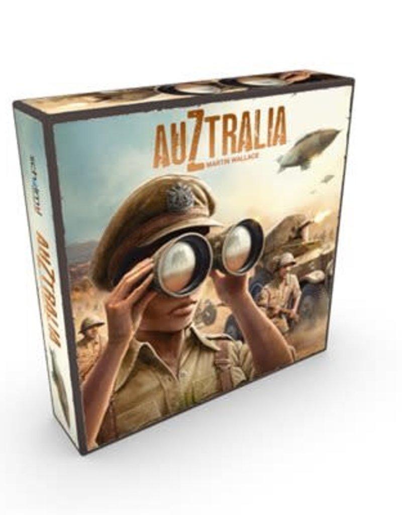 nuts Auztralia (FR) (sur demande)