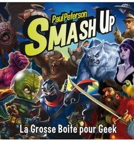 Iello Smash Up: Ext. La Grosse Boite Pour Geek (FR) (sur demande)