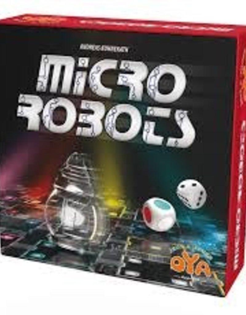 Oya Micro Robots (FR) (sur demande)