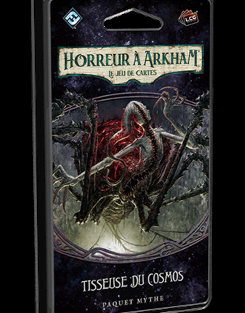 Fantasy Flight Games Précommande: Horreur A Arkham JCE: Ext. Tisseuse Du Cosmos (FR)