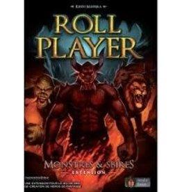 Intrafin Games Précommande: Roll Player: Ext. Monstres Et Sbires (FR)