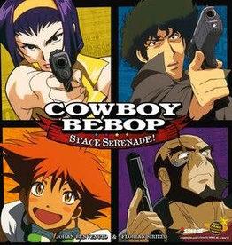 Don't Panic Games Cowboy Beebop: Space Serenade (FR)