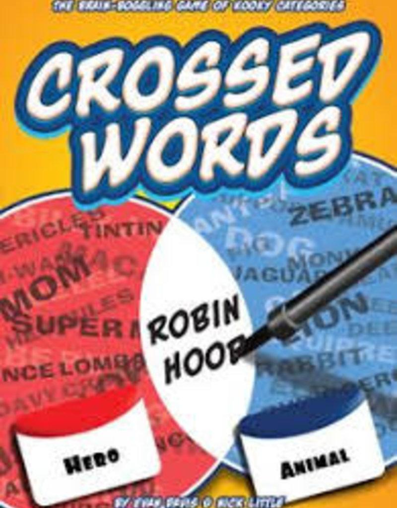 Indie Boards & Cards Crossed Words (EN)