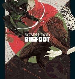 Restoration Games Unmatched Robin Hood vs Bigfoot (EN)