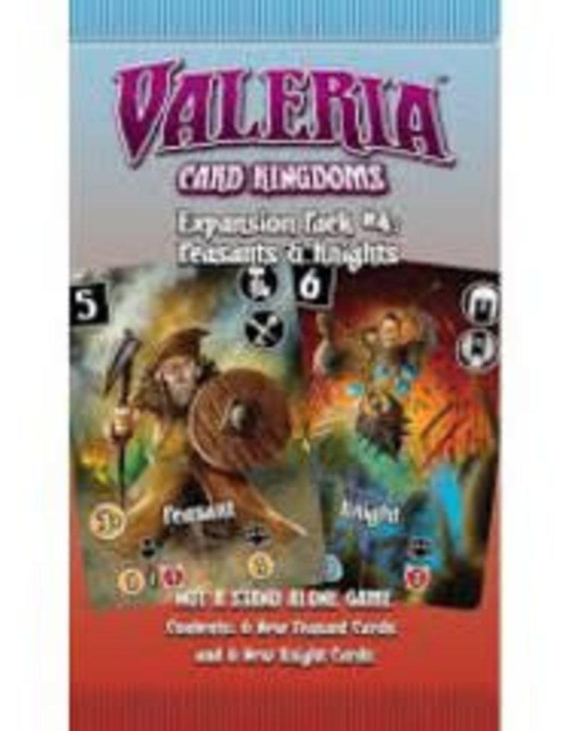 Daily Magic Valeria: Card Kingdoms: Ext. 4 Peasants & Knights (EN)