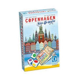 Queen Games Copenhagen: Roll & Write (ML)