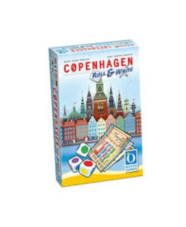 Copenhagen: Roll & Write (ML)
