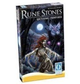 Queen Games Rune Stones: Ext. Nocturnal Creatures (ML)