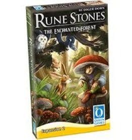 Queen Games Rune Stones: Ext. The Enchanted Forest (ML)