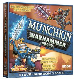 Edge Entertainment Munchkin: Warhammer 40K (FR)